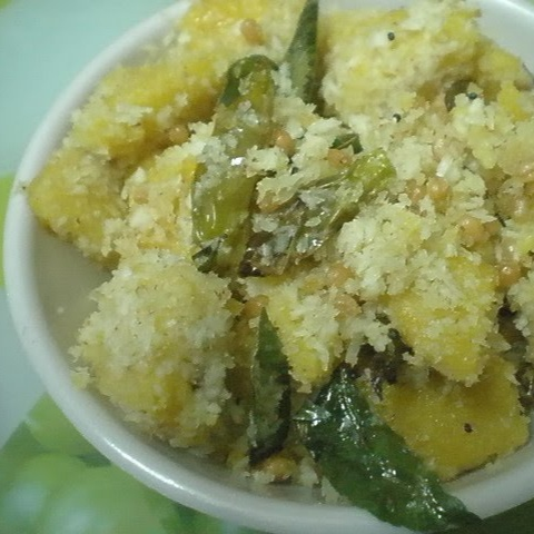 Photo of Dhokla ( with left over rice) by Srividhya Ravikumar at BetterButter