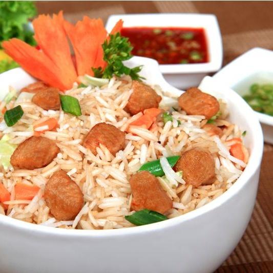 Photo of Nutrela Soya Fried Rice by Nutrela Soya at BetterButter