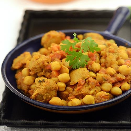 Photo of Nutrela Soya Chana Masala by Nutrela Soya at BetterButter