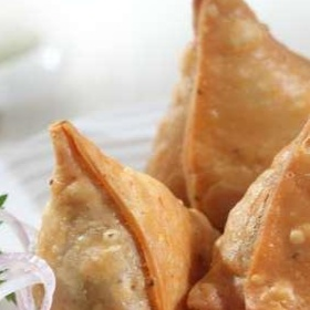 How to make Nutrela Soya Samosa
