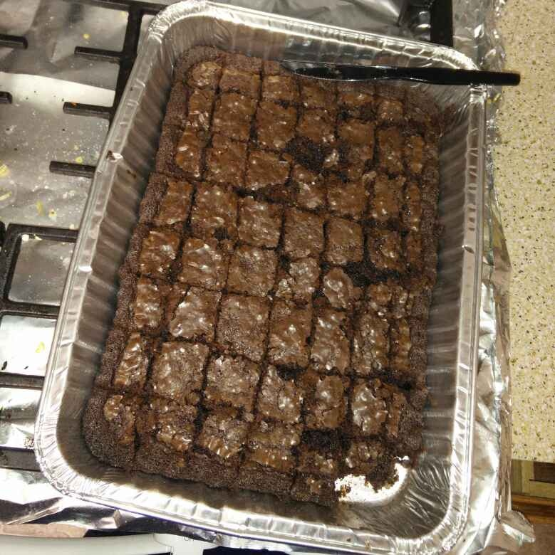 Photo of Chocolate Brownies by Srujana Velaga at BetterButter