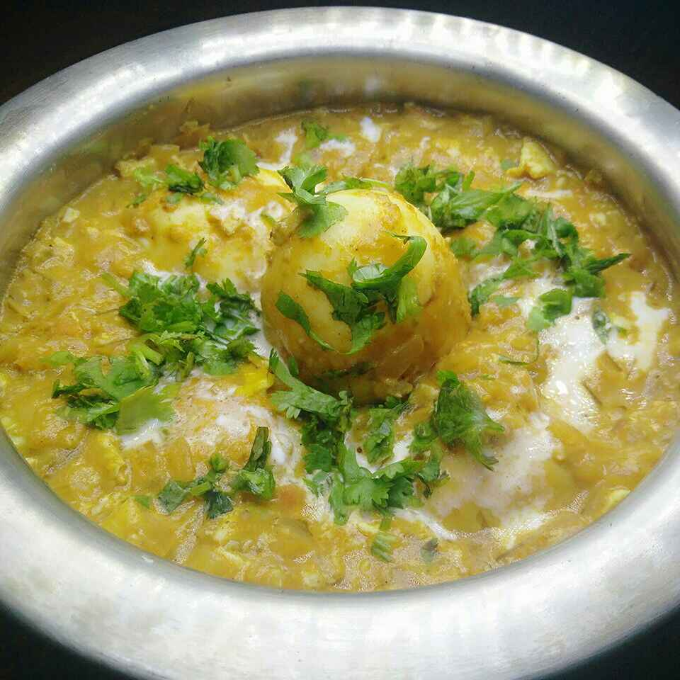 How to make Egg Handi