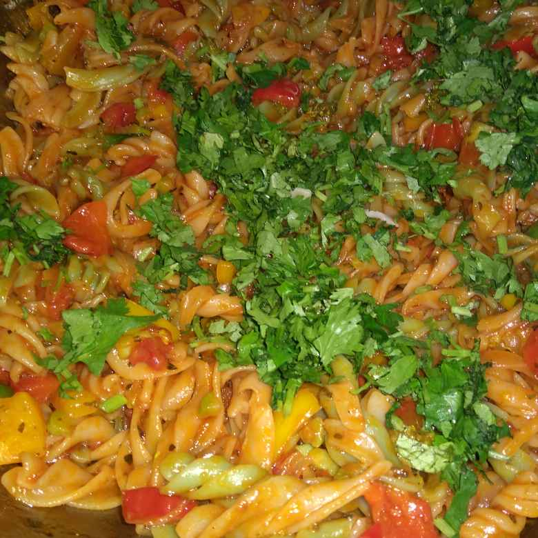 Photo of TRICOLOUR PASTA by Stuti Vyas Raval at BetterButter