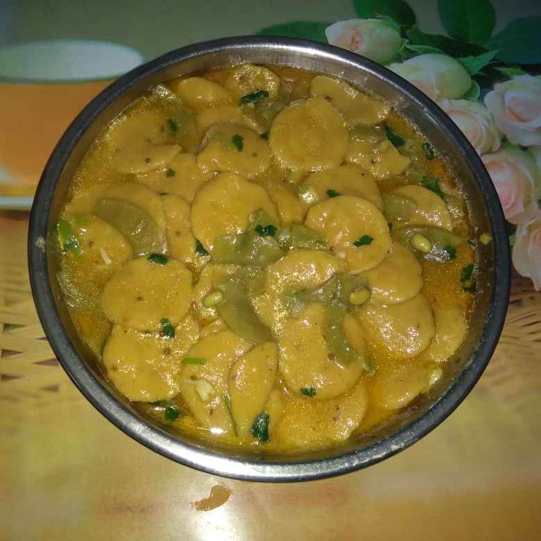 Photo of Papdi ni Dhokli by Stuti Vyas Raval at BetterButter