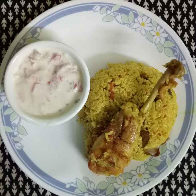 Photo of Village style country chicken biryani by Subashini Krish at BetterButter