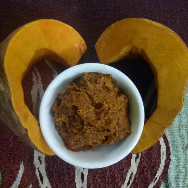 Photo of Pumpkin flesh chutney by Subashini Krish at BetterButter