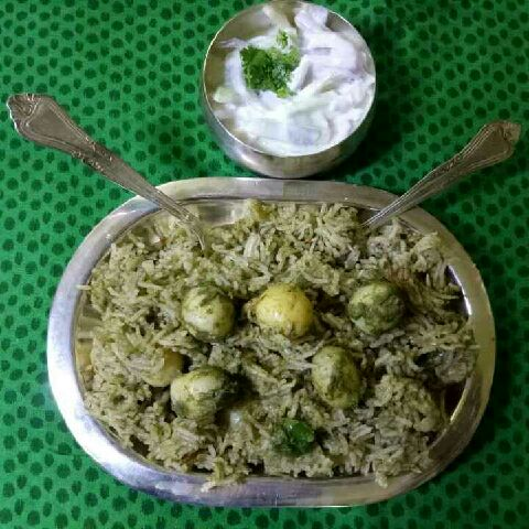 How to make Haryanvi Aloo Chutney Pulao