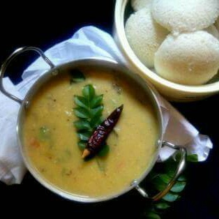 How to make Kumbakonam Kadappa (Side dish for Idli & dosa)