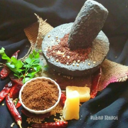 Photo of Ellu podi (hot & sweet) Dry chutney powder by Subashini Murali at BetterButter