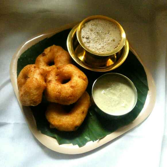 How to make Medu Vadai