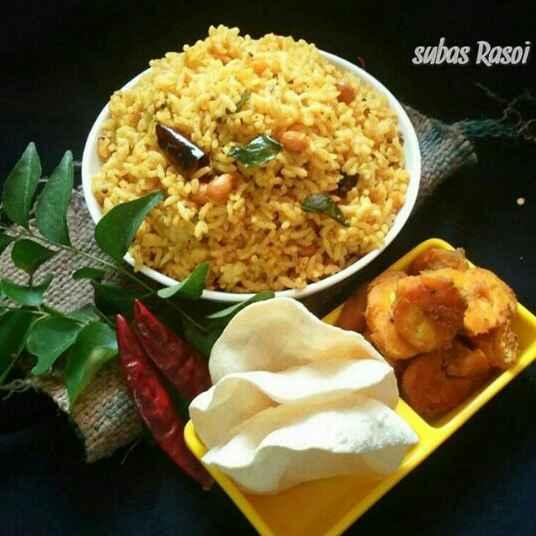 Photo of Puliodharai / Tamarind rice by Subashini Murali at BetterButter