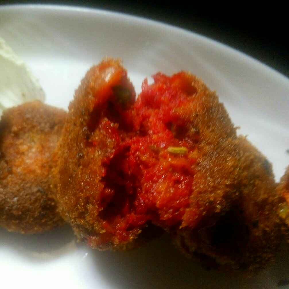 Photo of Beetroot Cutlets by Subashini Murali at BetterButter