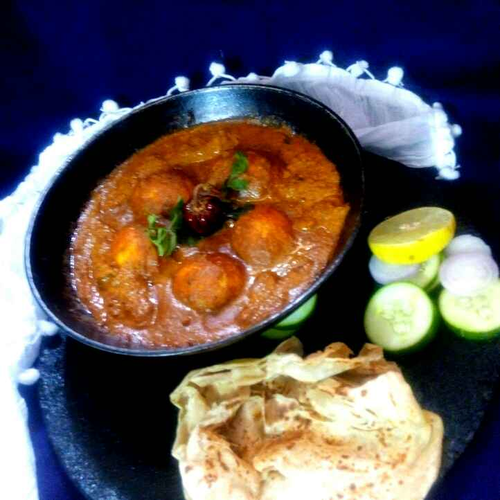 Photo of Egg curry / Mutta curry by Subashini Murali at BetterButter