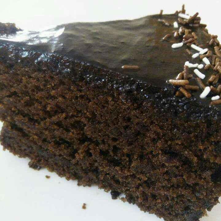 How to make Wacky chocolate cake