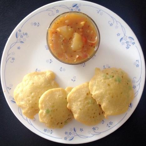 How to make Dhuska