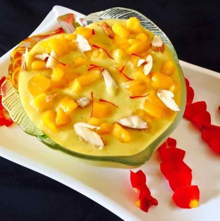 How to make Mango And Rice Kheer