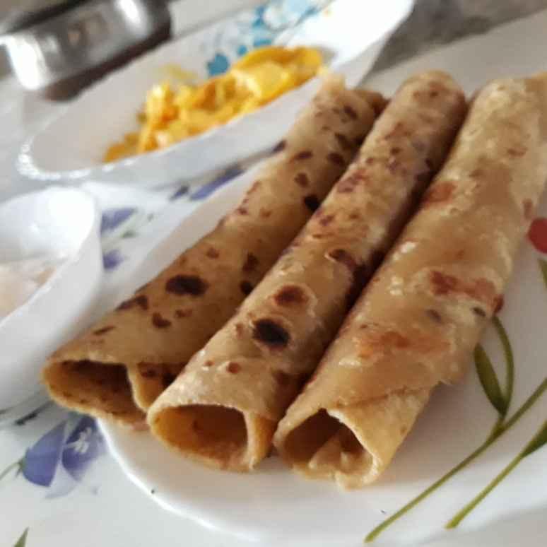 How to make आलू और पनीर का परांठा