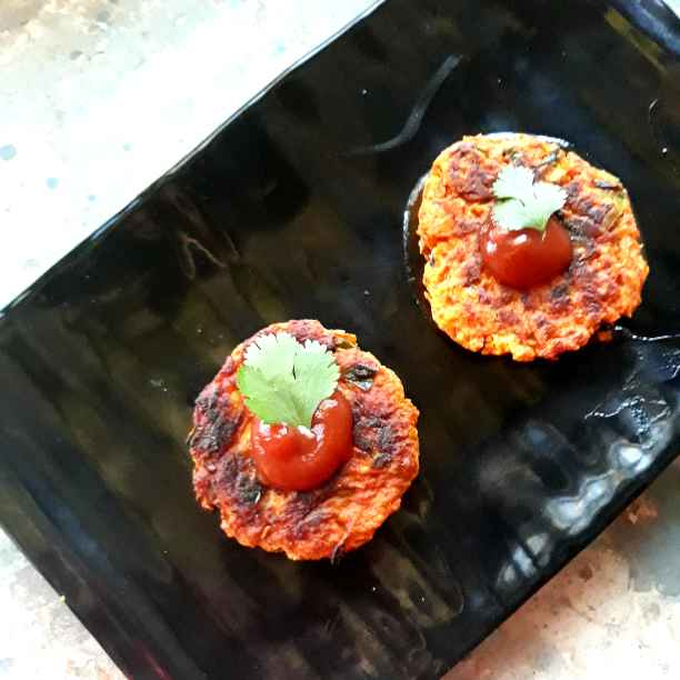 Photo of Carrot pancakes by subhadra arya at BetterButter