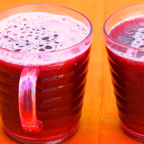How to make Hibiscus Sharbath