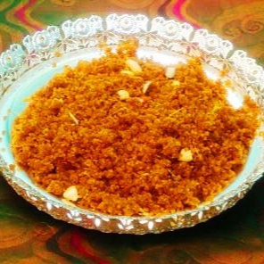 How to make Okkarai (A classic dessert with Chana dal and Jagerry)