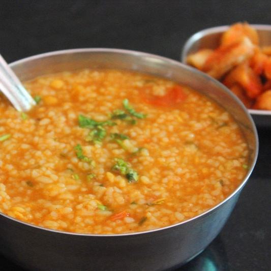 How to make Rasam Sadham (Rasam Rice)