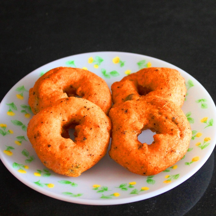 How to make Instant Vada with Dosa Batter