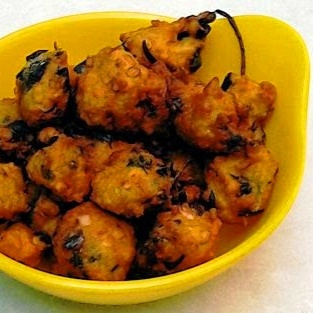How to make Lentils Pakoras