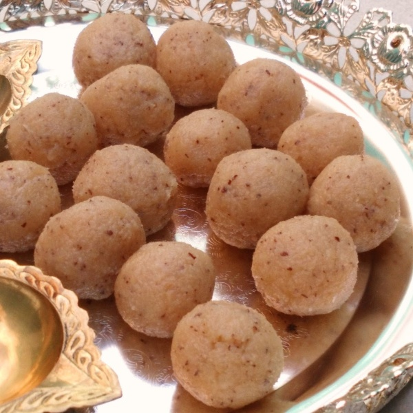 How to make Coconut and Milk Ladoo