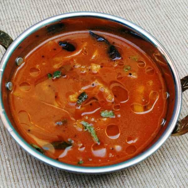 Photo of Orange Peel Vatha Kuzhambu by Subhashni Venkatesh at BetterButter