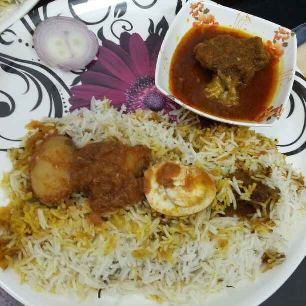 Photo of Chicken biriyani by Subhra Konar Konar at BetterButter