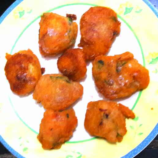 Photo of Rice vadas by Suchetaa Bose at BetterButter