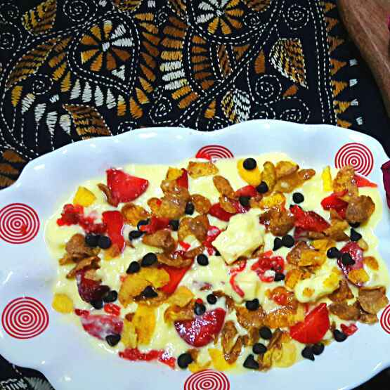 Photo of Custard paneer Casata by Bose Suchetaa at BetterButter