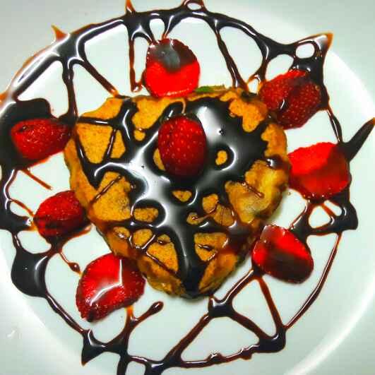 Photo of Custard Pie Pudding by Suchetaa Bose at BetterButter