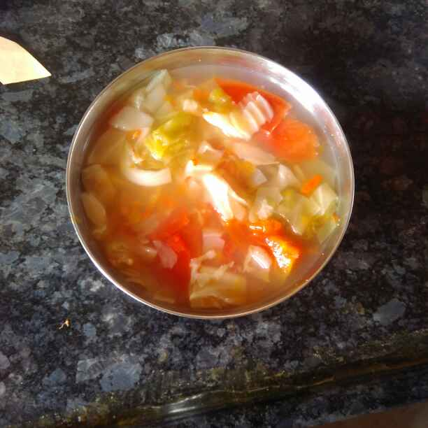 How to make Cabbage Soup