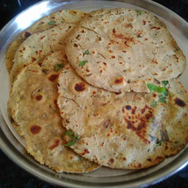 Photo of Methi missi roti by sanju priya at BetterButter