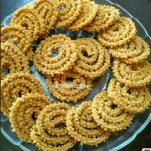 Photo of Sprouted Beans Chakli by Suchita Wadekar at BetterButter