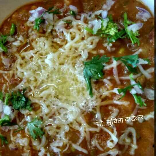 Photo of Cheese Pavbhaji by Suchita Wadekar at BetterButter