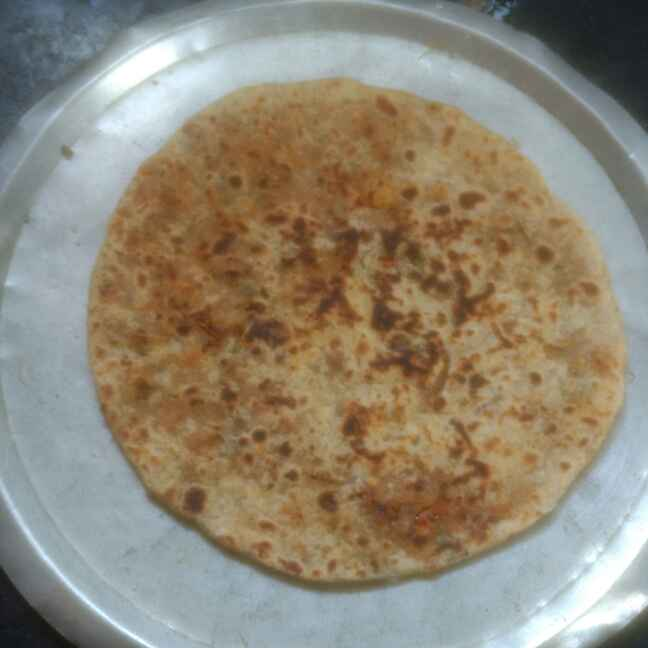 Photo of ONION paratha by Suchitra Maddi at BetterButter