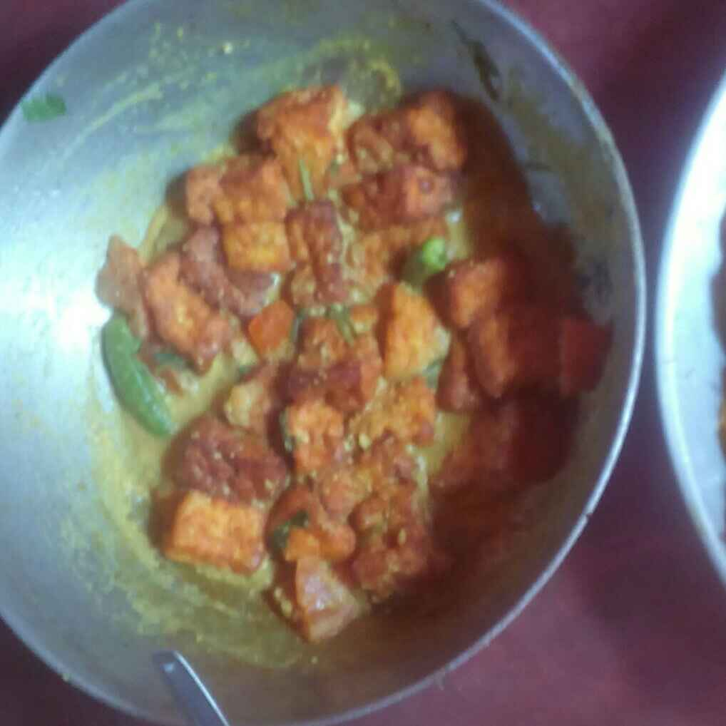 How to make পনির রসা