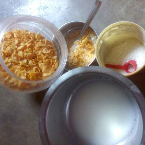 Photo of corn flakes by Sudeshna Kumar at BetterButter