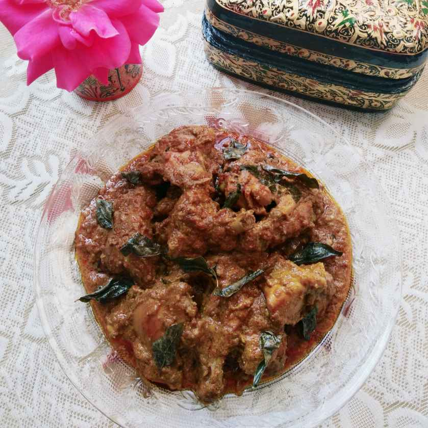 Photo of Kerala chicken carry by Sudeshna Mondal at BetterButter