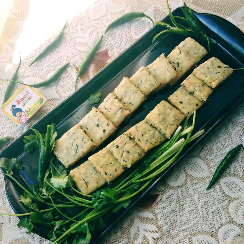 Photo of Masala cookies by Sudeshna Mondal at BetterButter