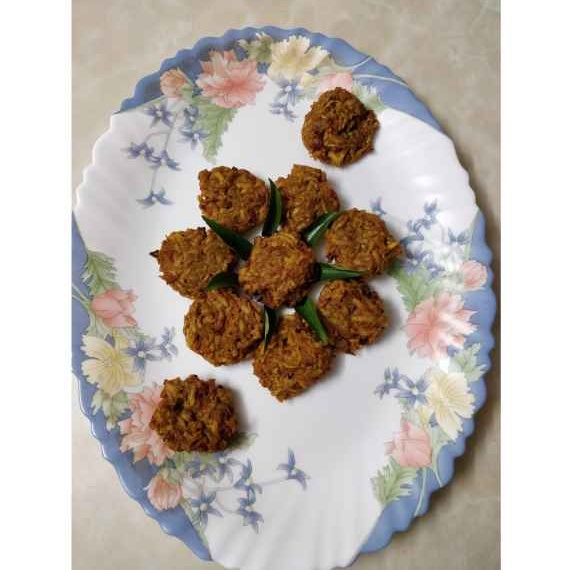 How to make Elephant yam vada