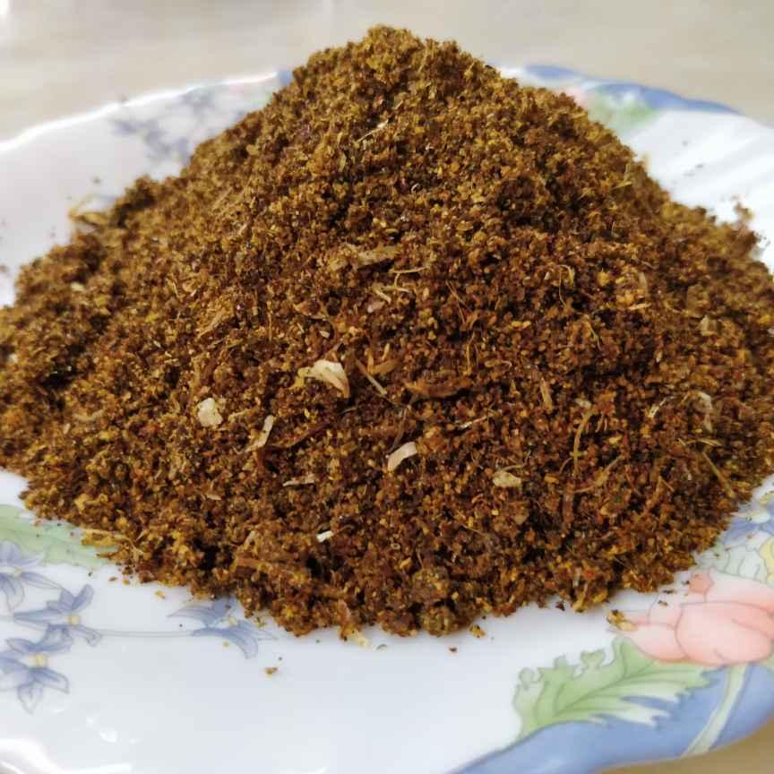 Photo of Garlic Dry Chillies Powder by Sudha Badam at BetterButter