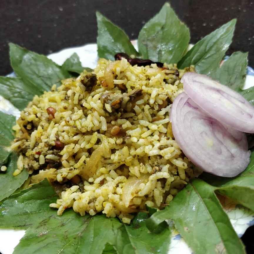 How to make గోంగూర రైస్