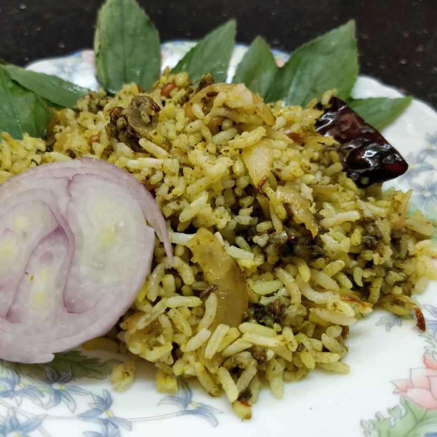 Photo of Red Sorrel  Rice by Sudha Badam at BetterButter