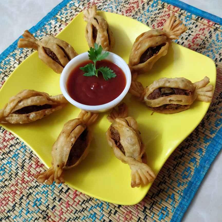 Photo of Potato stuffed chocolates by Sudha Badam at BetterButter