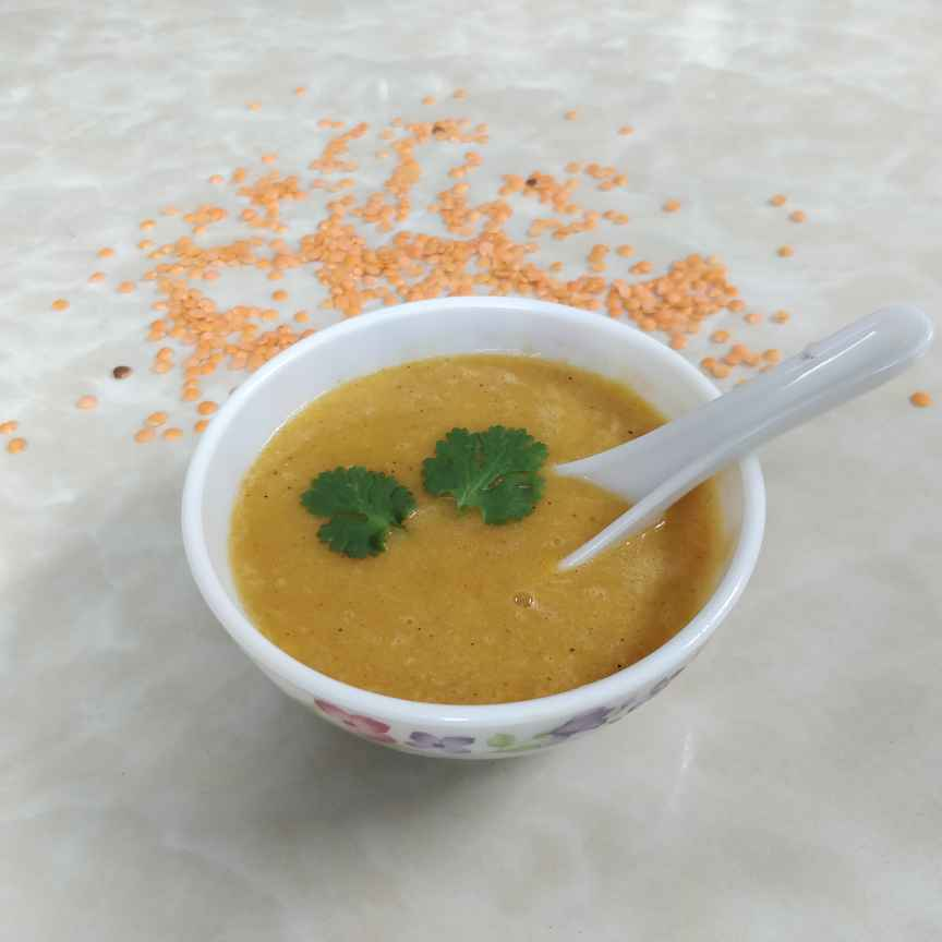 Photo of Lentil soup by Sudha Badam at BetterButter