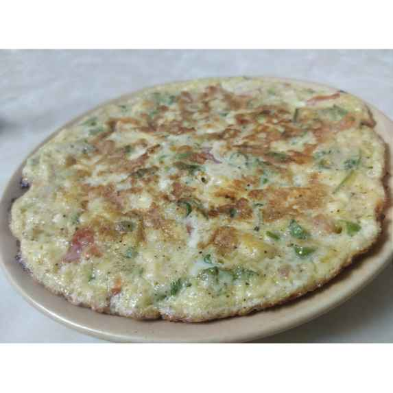Photo of Paneer omlette by Sudha Badam at BetterButter
