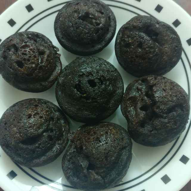 How to make Black kavuni rice appam(palm jaggery)
